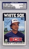 Tony LaRussa PSA/DNA Certified Authentic Autograph - 1986 Topps