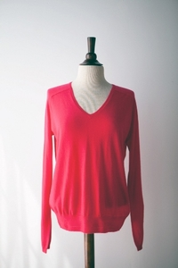 Cashmere Top in Teaberry