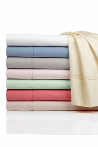 Double Hemstitch Cotton Sheet Set