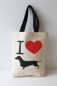 NEW Doxie Love Tote