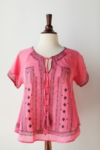 Eliora Top pink