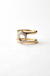 NEW Geometric Statement Ring