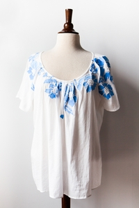 Bloom Ruffle Top