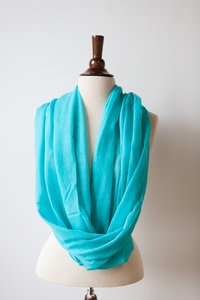 NEW Neon Scarf in Blue