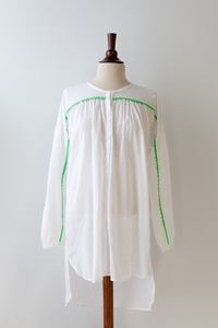 Oona Tunic green