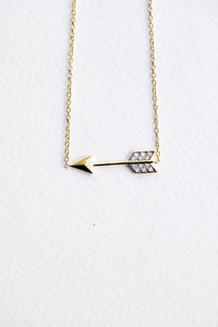 NEW Single Arrow Pendant