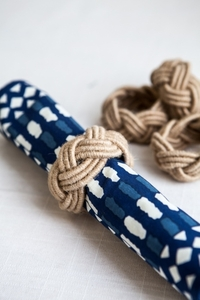 NEW Rope Napkin Ring