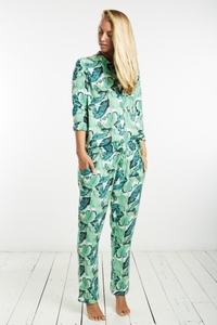 Tropical Pajamas