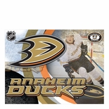 "Anaheim Ducks 15"" x 20"" Printed Canvas"