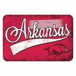 Arkansas Razorbacks Swoosh Kitchen Mat