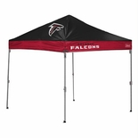 Atlanta Falcons 10' x 10' Straight Leg Canopy Tent