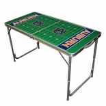 Auburn Tigers Outdoor Folding Table