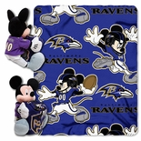 Baltimore Ravens Mickey Mouse Hugger