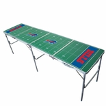 Buffalo Bills NFL Tailgate Pong Table
