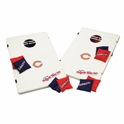 Chicago Bears NFL Bean Bag Tailgate Toss 2.0