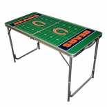Chicago Bears NFL Outdoor Folding Table