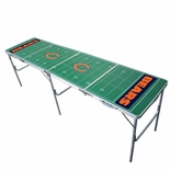 Chicago Bears NFL Tailgate Pong Table