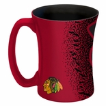 Chicago Blackhawks 14 oz. Mocha Coffee Mug