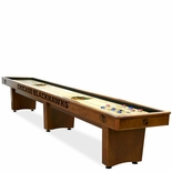 Chicago Blackhawks Shuffleboard Table