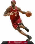 Cleveland Cavaliers LeBron James Standz Photo Sculpture