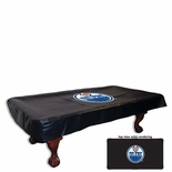 Edmonton Oilers Pool Table Cover