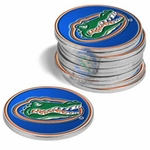 Florida Gators 12-Pack Golf Ball Markers