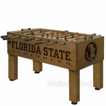 Florida State Seminoles Foosball Table