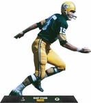 Green Bay Packers Bart Starr Standz Photo Sculpture