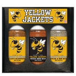 Hot Sauce Harry's Georgia Tech Yellow Jackets Boxed Rubs