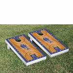 Howard Bison Basketball Court Cornhole Game Set