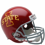 Iowa State Cyclones Riddell VSR4 Replica Full Size Football Helmet