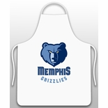 Memphis Grizzlies Kitchen Apron