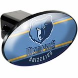 Memphis Grizzlies Trailer Hitch Cover