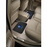 Memphis Grizzlies Vinyl 2-Piece Rear Floor Mats