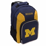 Michigan Wolverines Southpaw Backpack