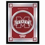 Mississippi State Bulldogs Logo Mirror