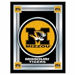 Missouri Tigers Logo Mirror