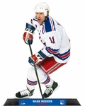 New York Rangers Mark Messier Standz Photo Sculpture