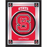 North Carolina State Wolfpack Logo Mirror