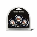 Oregon State Beavers Golf Chip Ball Markers