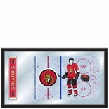 Ottawa Senators Hockey Rink Mirror