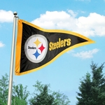 Pittsburgh Steelers Giant Pennant Flag