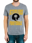 Pittsburgh Steelers Men's Touchdown Tri-Blend Tee