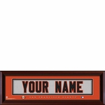 San Francisco Giants Personalized Stitched Jersey Print