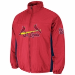 St. Louis Cardinals Double Climate Jacket