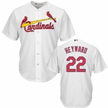 St. Louis Cardinals Jason Heyward Replica Home Baseball Jersey