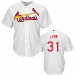 St. Louis Cardinals Lance Lynn Replica Home Baseball Jersey