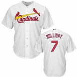 St. Louis Cardinals Matt Holliday Replica Home Baseball Jersey