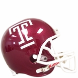 Temple Owls Riddell VSR4 Replica Full Size Football Helmet