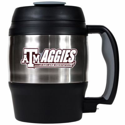 Texas A&M Aggies 52 oz. Stainless Steel Travel Mug